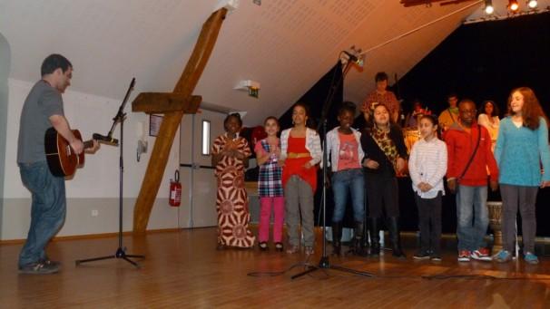 Concert à Boissy Saint Léger 2012 2 © ADCMR 94